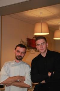 Sébastien et Victor